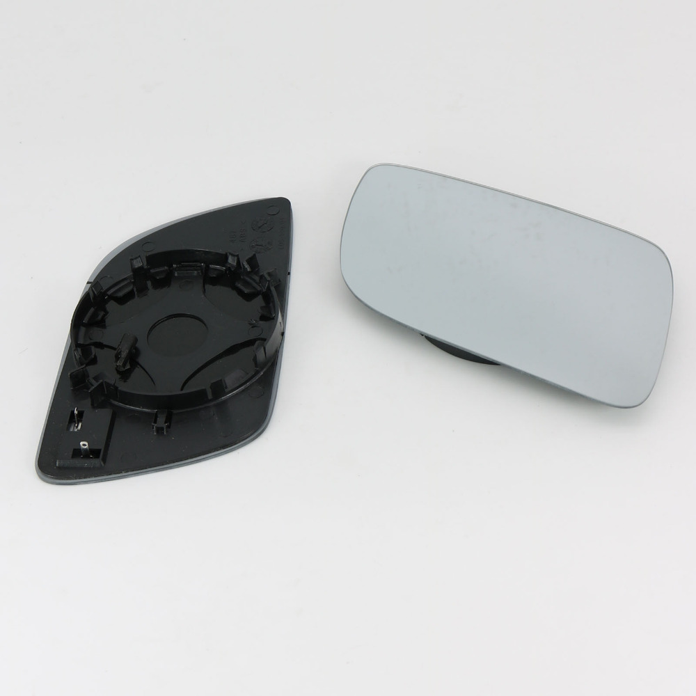 Left side for Volkswagen Polo 2002-2005 Wide Angle wing door mirror glass