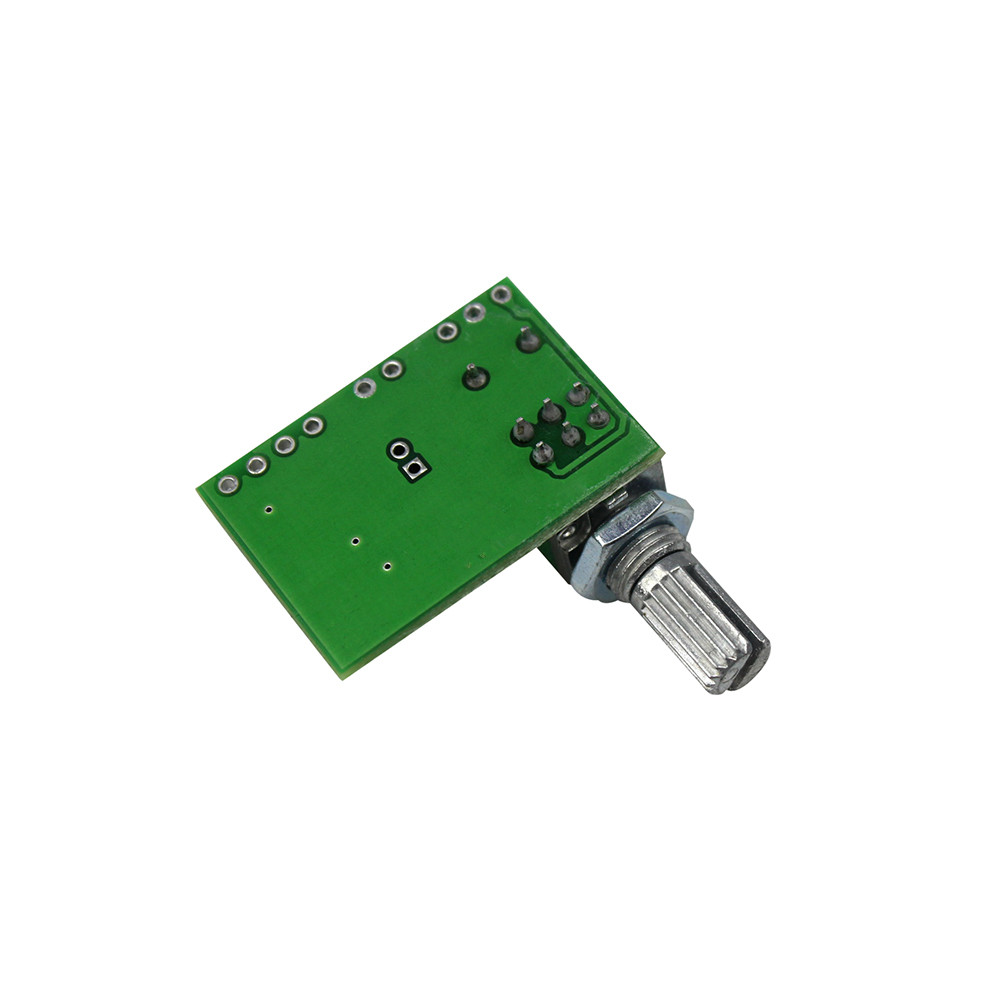 Mini Pam8403 Dc 5v 2 Channel Usb Digital Audio Amplifier Board Volume Control Circuit Module 3w With Potentionmeter In Integrated Circuits From Electronic
