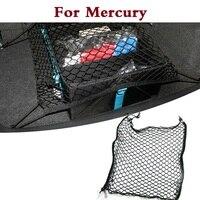 Car Trunk Luggage Storage Cargo Organiser Elastic Mesh Net 4 Hooks For Mercury Mountaineer Sable Metrocab