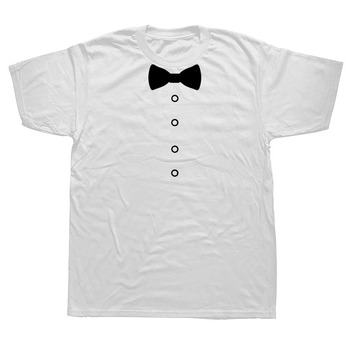 Awesome Tuxedo Bow Tie T-SHIRT10