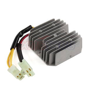 Image 2 - New GY6 50 150cc 152QMI 157QMJ Scooter Voltage Regulator Rectifier 6 Wires Chinese Moped SUNL JCL Dirt Bike CH125
