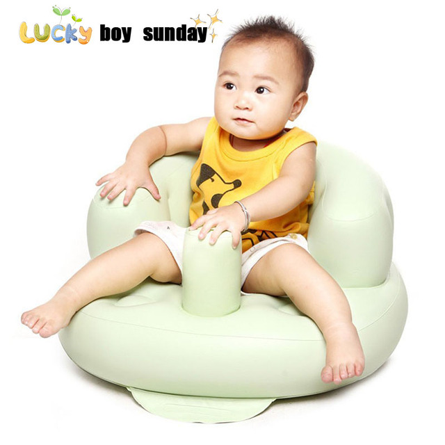 Bath seat Baby Soft Chair Learn Sit Kids Sofa Indoor Outdoor Beach ...