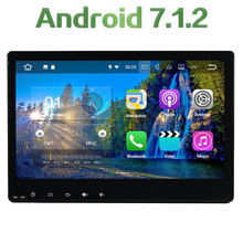 "10.1"" 2GB RAM Android 7.1.2 Quad core HD Car Radio GPS Navi Stereo Bluetooth Player For Honda VEZEL HR-V 2014-2016"