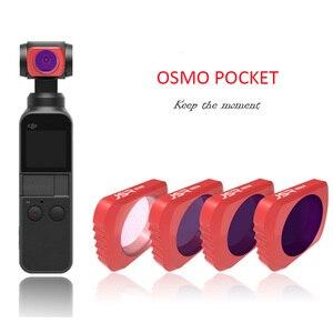 Image 2 - for DJI OSMO POCKET Lens Filter Set UV CPL ND4 ND8 ND16/32/64 Star Filters , DJI OSMO POCKET Accessories