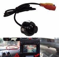 120 Degrees Rear View DIY Car Right Side Reversing Mirror Waterproof Camera Kits High Quality