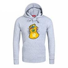 c52f7a690c63 NEW 2018 Tom Brady The GOAT Gauntlet 6 rings champion Hoodies Men Women  Sweatshirts Printed Colorful