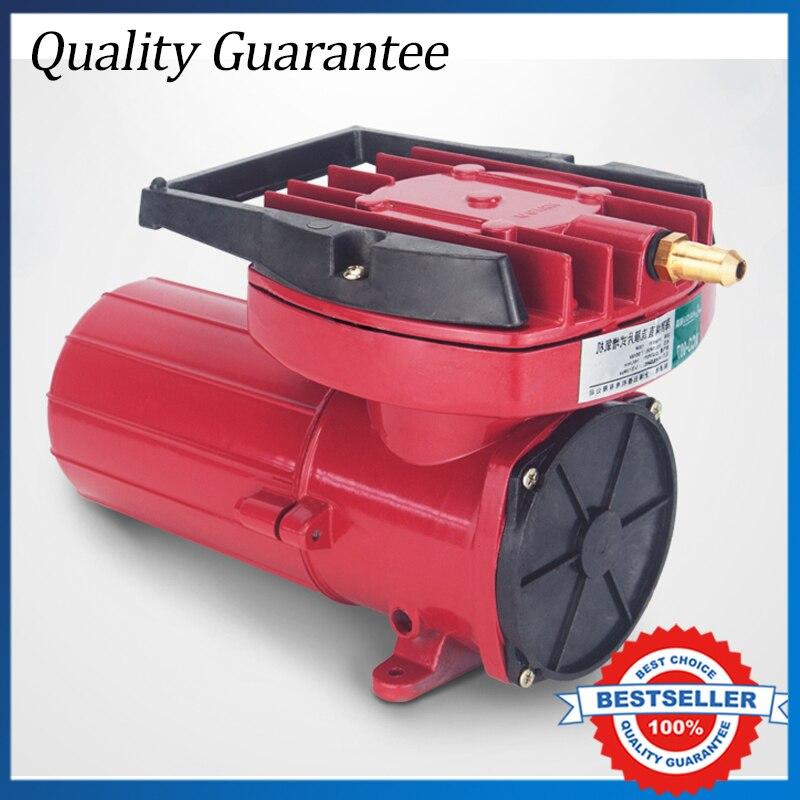 12/24V DC Fish Tank Air Compressor Home Use Oxygen Pump