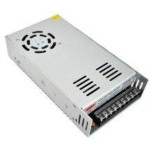 Небольшой объем 12 В 40A 480 Вт коммутации Питание драйвер для светодио дный полосы света Дисплей AC110/220 В поставщик завода