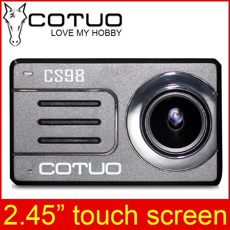 4K CS98 mini remota