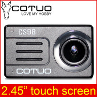 COTUO CS98 4K 24fps Ultra HD Notavek 96660 Waterproof Action Camera 2 45 Touch Screen Remote