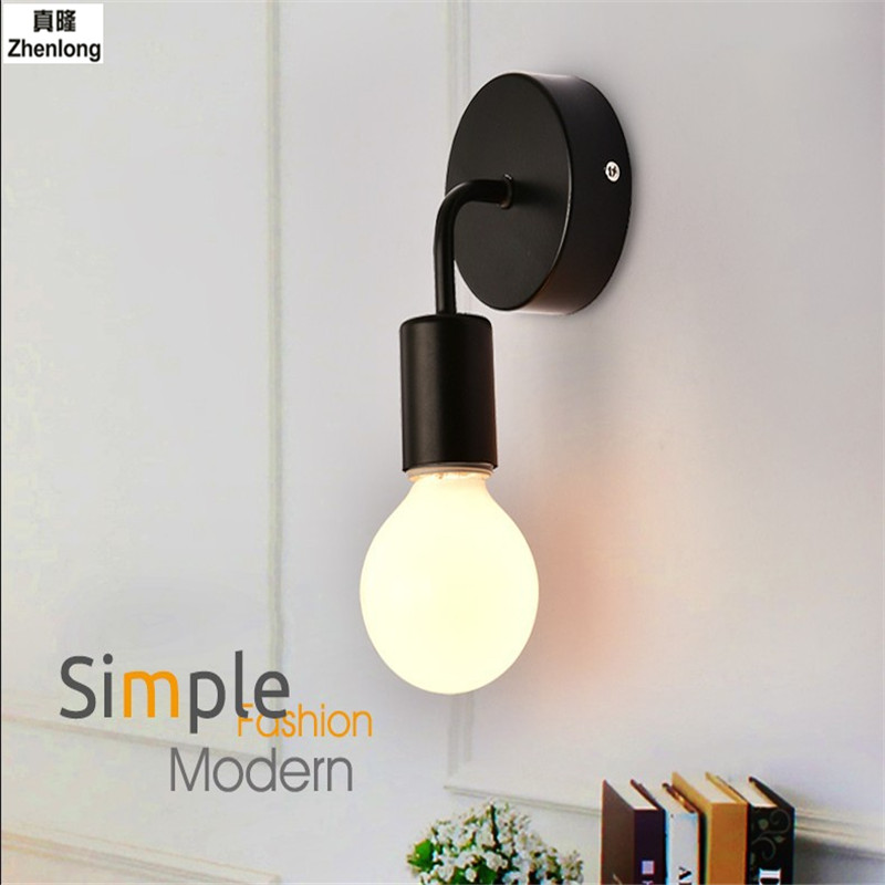 Creativity Loft Vintage Wall Lamp Sconce Wall Lights for Home Outdoor WALL Lamp Home Lighting Decorative Lighting Fixtures 220V