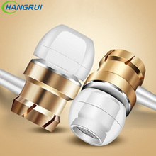3 5mm In Ear Turbo Design Earphones Metal Earbuds Stereo Super Bass Headset Handsfree With Mic