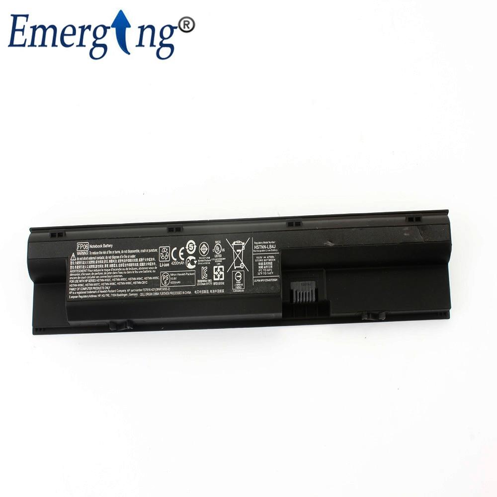 10.8V 47WH Nueva batería original para laptop para HP ProBook 440 - Accesorios para laptop - foto 2