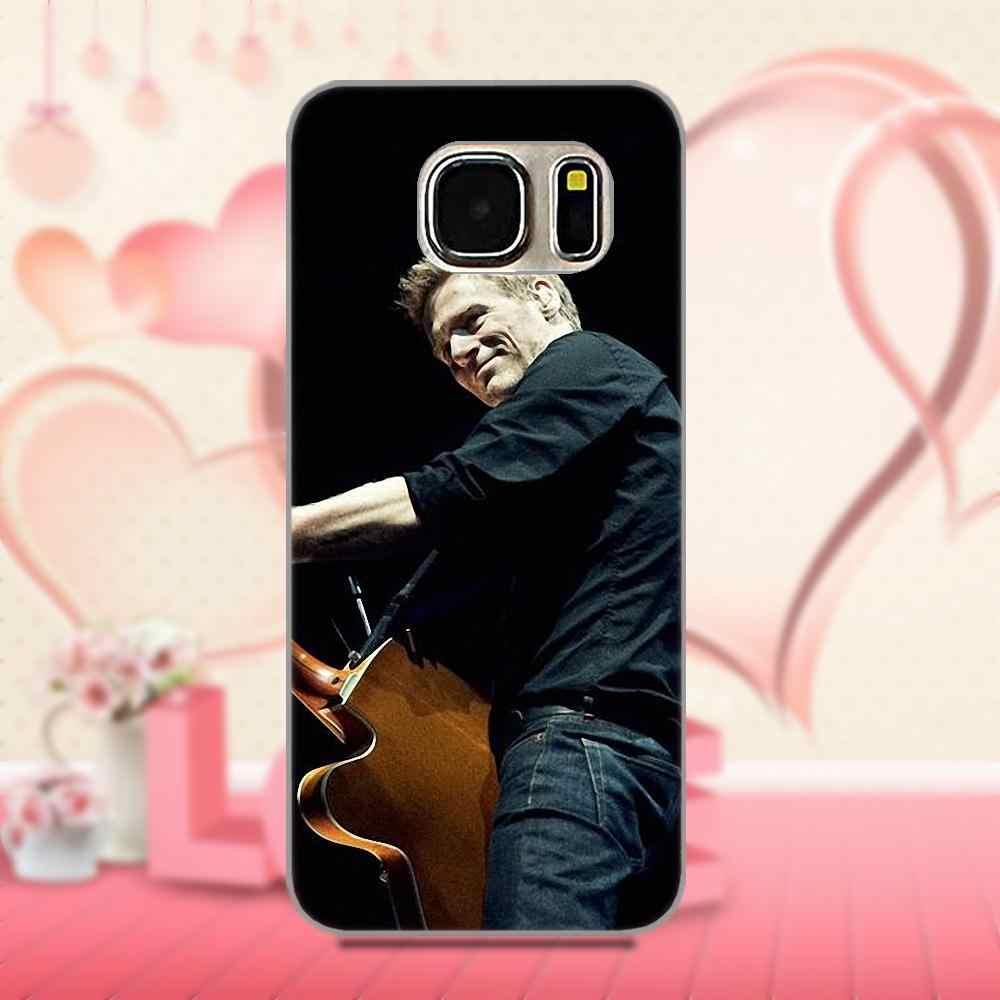Diwqxrนุ่มTPU Capa C Oqueไบรอันอดัมส์ออกแบบสำหรับA Pple iPhone X 4 4วินาที5 5C SE 6 6วินาที7 8 P LusสำหรับLG G4 G5 G6 K4 K7 K8 K10