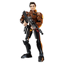 Star Wars Solo Action Figure Han Range Trooper Darth Maul 75535 75536 75537 Building Block Toy