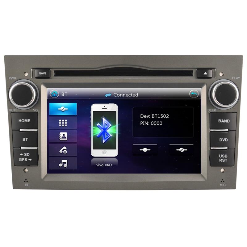 Reproductor de DVD para automóvil negro, unidad navi autoradio para - Electrónica del Automóvil - foto 3