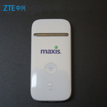 Unlocked New ZTE MF65 HSPA 21 6Mbps 3G Wireless Router 3G UMTS 2100MHz Mobile Pocket WIFI
