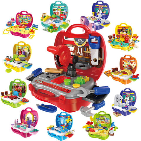 Twinklecat Kids Toy Classic Toys Set Simulation Cook Kitchen In