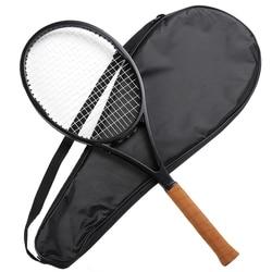 PS 90 black Carbon Fiber Racquet tennis racket  Foamed handle 4 1/4,4 3/8,4 1/2 with bag