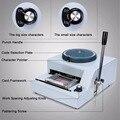 Совершенно новая 68-ручная машина для тиснения удостоверений личности