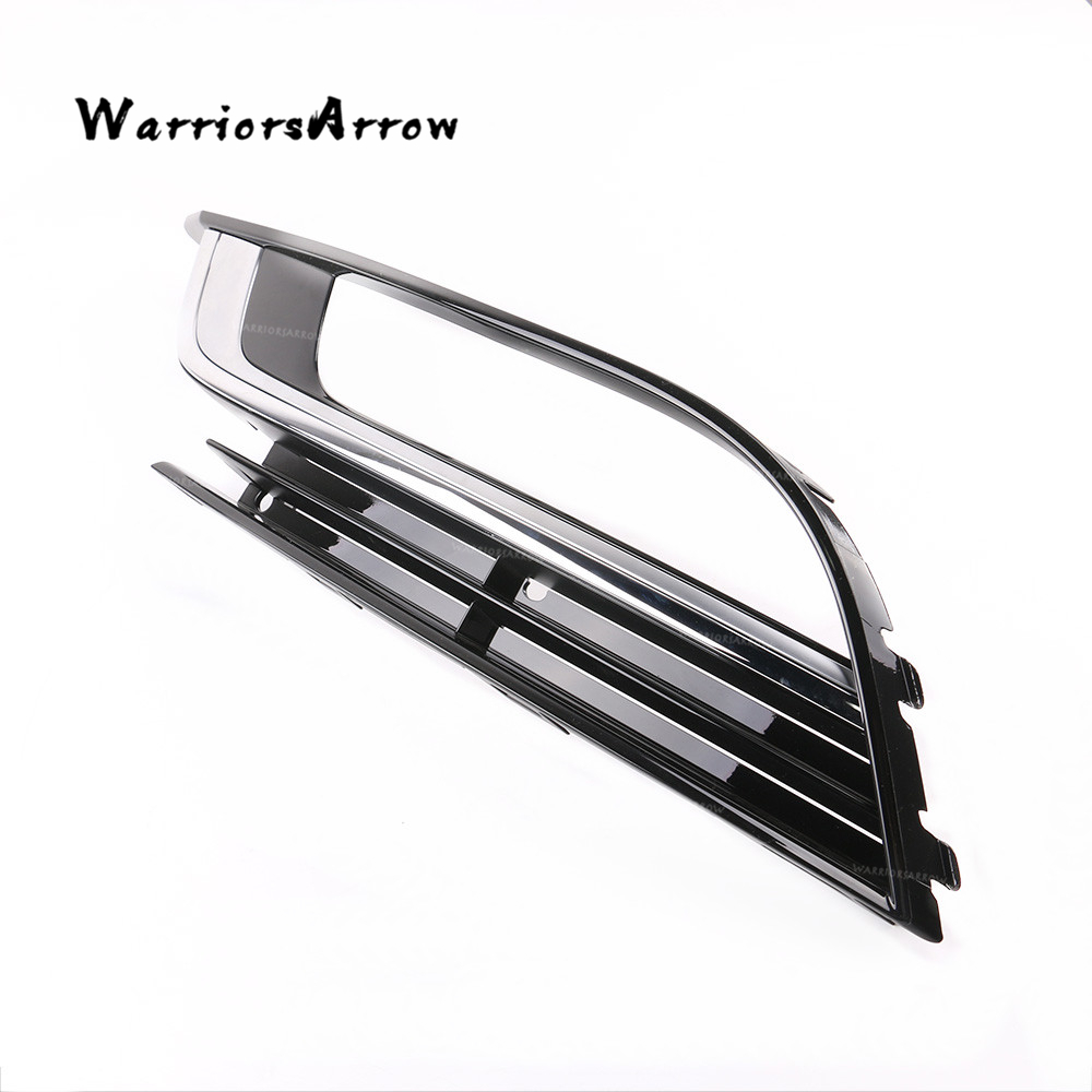 WarriorsArrow Chrome Left Front Bumper Grille Fog Light
