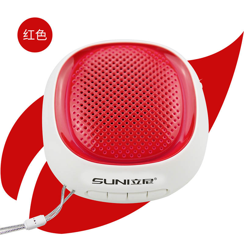 Portable Bluetooth Speaker Wireless Subwoofer MP3 MINI Subwoof Smart Loudspeaker Listen to the radio AUX audio input