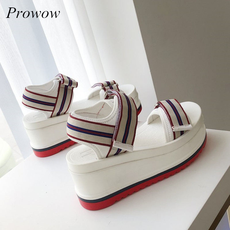 Prowow 2019 New WomenS Sports Sandals High Heels Summer WomenS Shoes Set Feet Sexy Open Toe Elegant WomenS ShoesProwow 2019 New WomenS Sports Sandals High Heels Summer WomenS Shoes Set Feet Sexy Open Toe Elegant WomenS Shoes