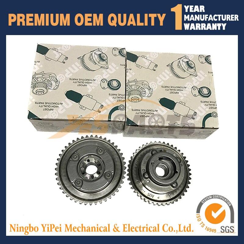 Paar Nockenwelle Teller Antriebe Für Mercedes W203 W204 C250 SLK250 2710503347 2710503447