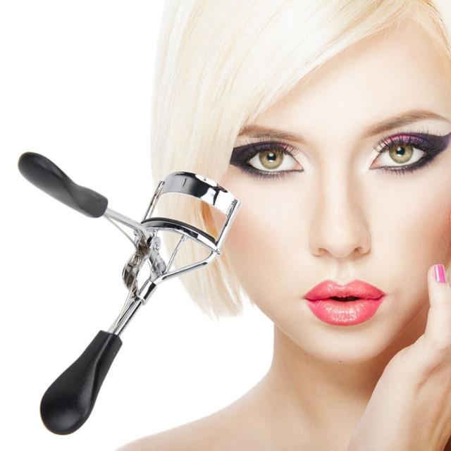 1 Pcs Natural Eye Lashes Makeup Curl Eyelash Curler Clips Cosmetic