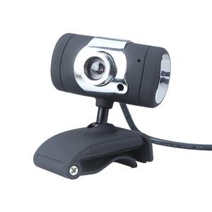 USB 2.0 50.0M HD Webcam Web Ca