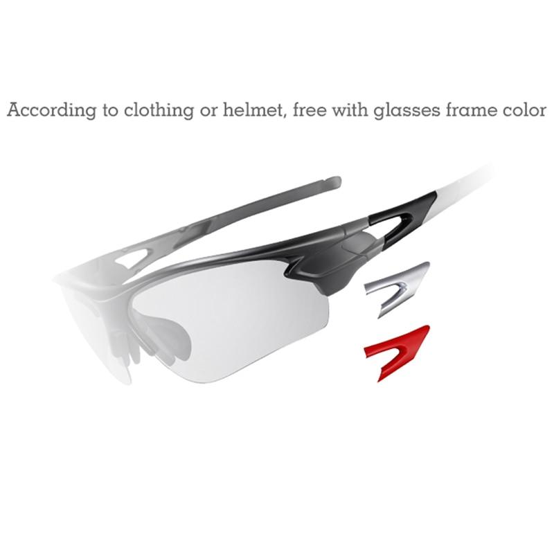 ROCKBROS очки для велоспорта фотохромные поляризованные очки для спорта на открытом воздухе горный велосипед ветрозащитные очки RK0003