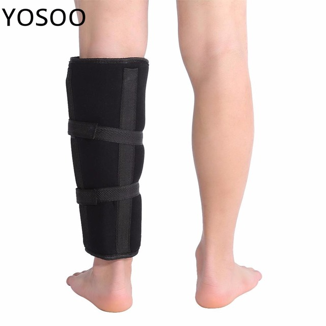 Calf Support Braces Medical Strap Tibia And Fibula Fracture Orthosis