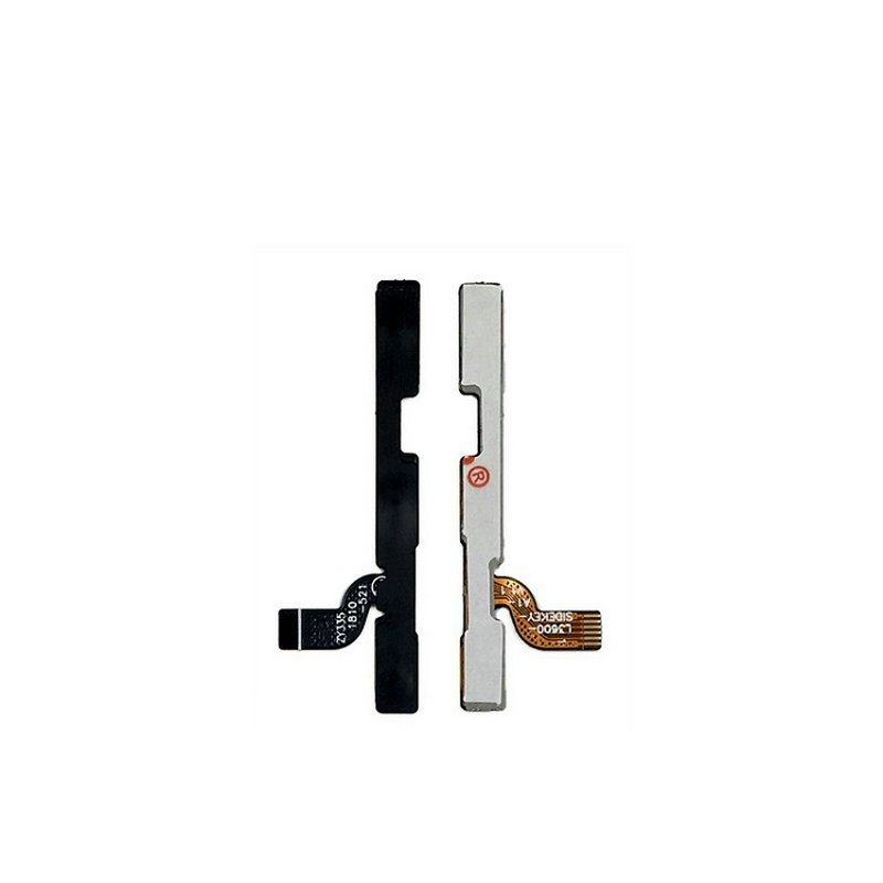 New Power Button Switch On/Off Volume Up/Down Key Flex Cable For Motorola MOTO E4 Plus XT1773 Replacement Parts