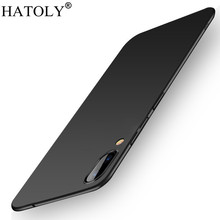For Smooth Cover Samsung Galaxy M10 Case Ultra-thin Hard PC Protective Back Case For Samsung Galaxy M10 Free Shipping HATOLY стоимость
