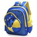 Творческие дети 3D hat мешок школы мальчик девочка студентов открытый водонепроницаемый рюкзак путешествия мультфильм Канцелярские сумка ребенок подарок