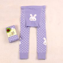 baby thick warmkeeping legging Cotton Baby Girl Pant Kid Infant Knitted Collant soft pants