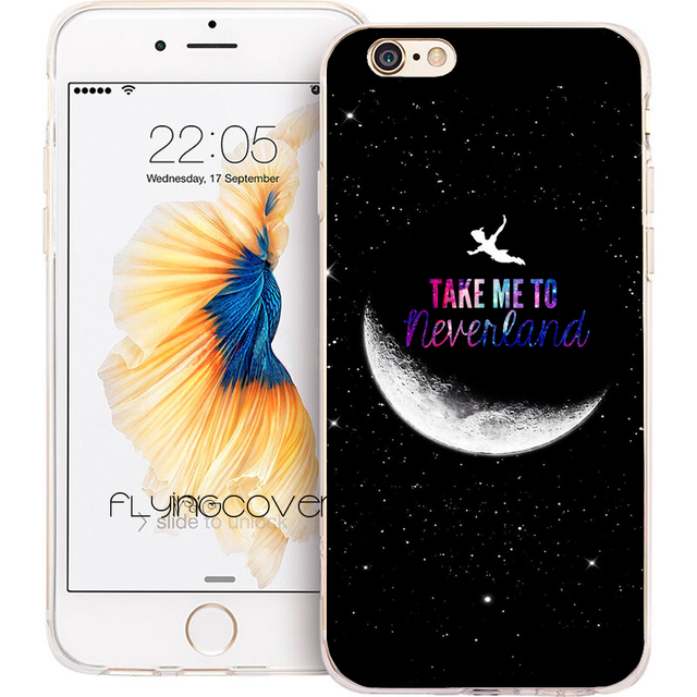 coque peter pan iphone 6