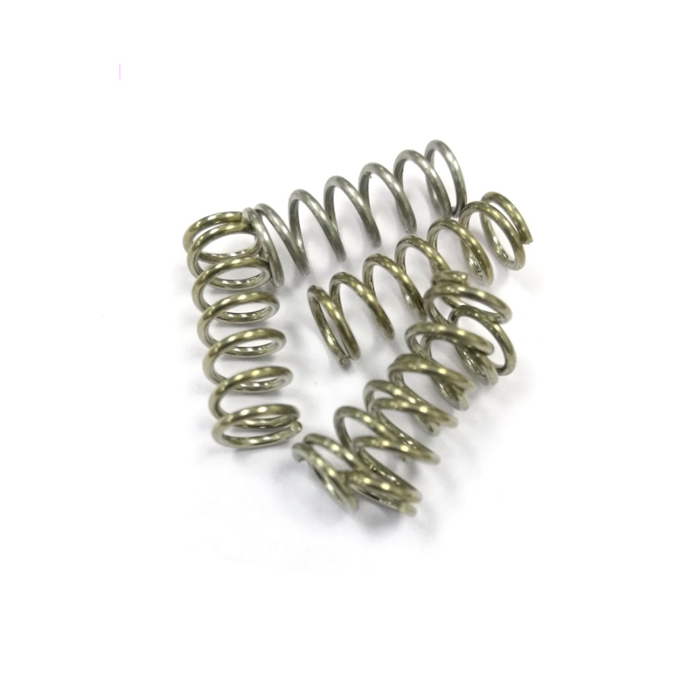 Compression Springs Us 2 33 10 Off 10pcs Compression Springs 304 Stainless Steel Tension Spring Electrical Springs Non Corrosive Extension Springs In Springs From Home