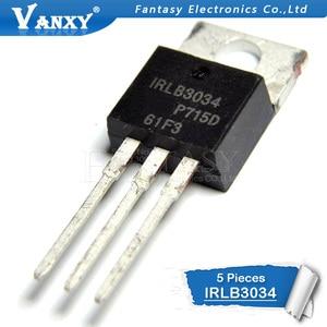 Image 2 - 5 قطعة IRLB3034 إلى 220 IRLB3034PBF TO220 جديد MOS FET الترانزستور