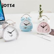 Creative cartoon 3-inch alarm clock student dormitory multi-specification decorative