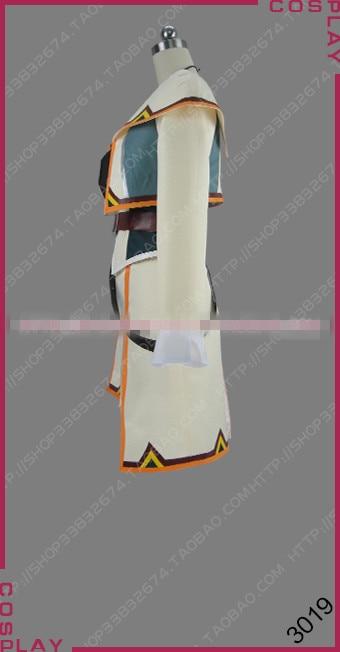 arc cosplay traje feito sob encomenda tamanho vestido feminino