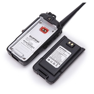Image 4 - Baofeng UV XR 10W High Power 4800Mah Battery IP67 WaterProof VHF UHF Dual Band Walkie Talkie Two Way Radio