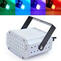Мини Sound Control 36RGB SMD5050 LED Disco Party DJ Bar Свет Музыкальное Шоу Строб Проектор Освещение Сцены Эффект