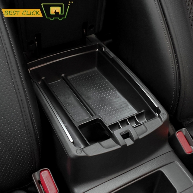 For Nissan Qashqai J11 2014-2016 2017 Car Central Armrest Storage Box Console Arm Rest Glove Tray Holder Case Pallet Container