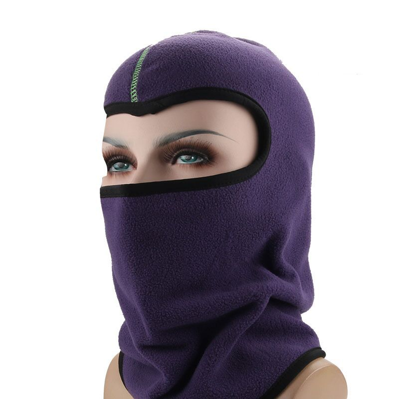 2017 Unisex New Winter Cycling Motorcycle Hat Outdoor Sport Warm Scarf Cold-proof Earmuffs Full Face Cap Balaclava Ski Mask