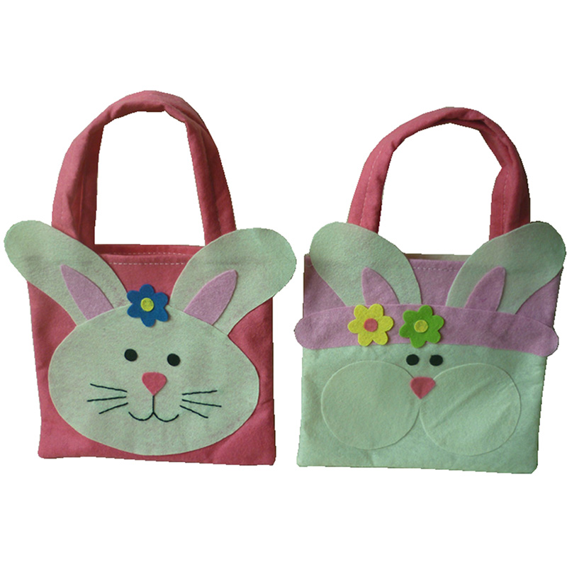 Online buy wholesale easter rabbit baskets from china easter top grand 1pcs easter candy bags rabbit gift bag easter baskets kids gifts festival new year negle Image collections