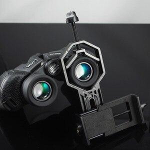 Image 5 - Binoculares militares de Alemania HD, telescopio profesional de gran angular, visión nocturna Lll para caza con soporte para cámara de teléfono inteligente gratuito