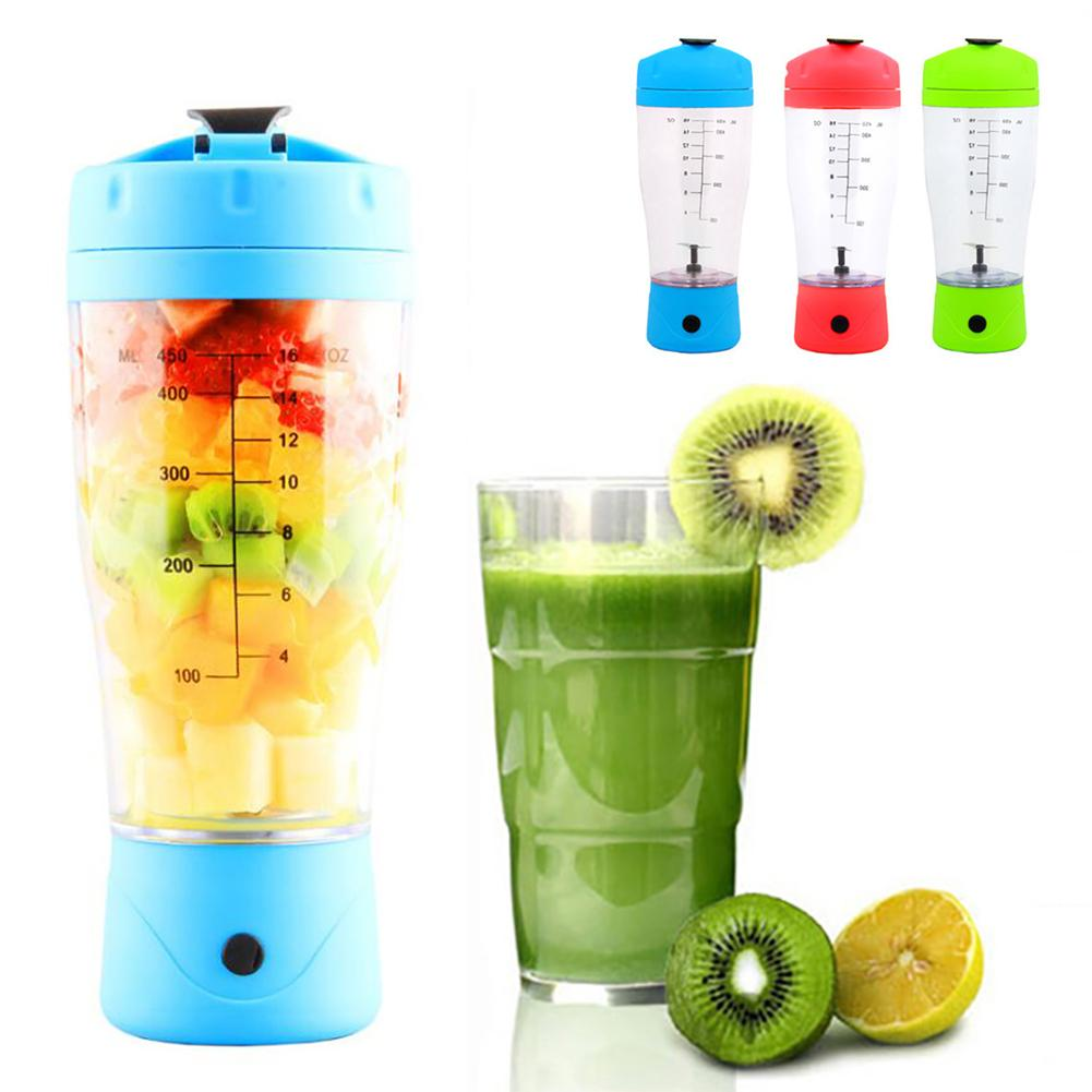 Mini Fruit Vegetable Tools Powered Portable Cup Juicer Automatic Squeezer Reamer Coffee Drink Blender W2