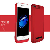 XSY&G 7500mAh Battery Charger Case On For iPhone 7Plus Power bank On For iPhone 8Plus Backup External Charging Cover bracket