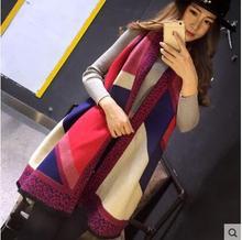 new arrival woman Scarves Luxury high-grade Brand Designer Fleece shawl long scarves 110*200cm Fashion Shawls Free shipping-a01